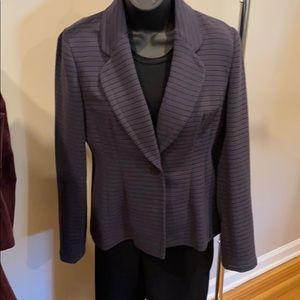 Calvin Klein Knit, Navy Blazer